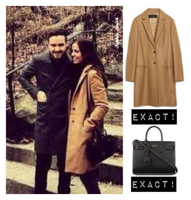 """Sophia Smith"" by bpstealtheircloset ❤ liked on Polyvore featuring Zara and Yves Saint Laurent"