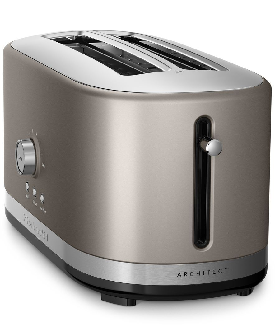KitchenAid KMT4116 Architect 4 Slice Long Slot Toaster