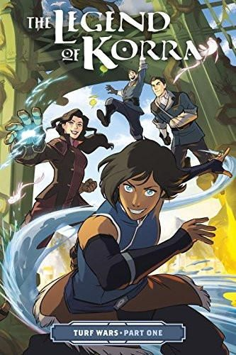 The Legend Of Korra Turf Wars Part One Kids Toy Zone Legend Of