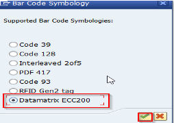 How to Create and Print the QR Code in Sap Scripts   SAP