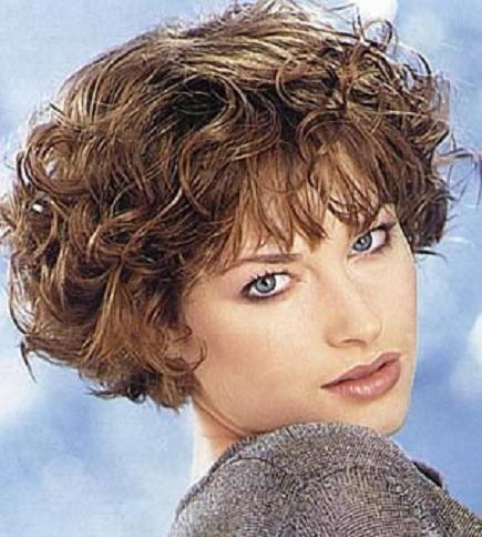 Cute Hair Kurze Haare Dauerwelle Kurzhaarfrisuren Kurze Dauerwelle Frisuren