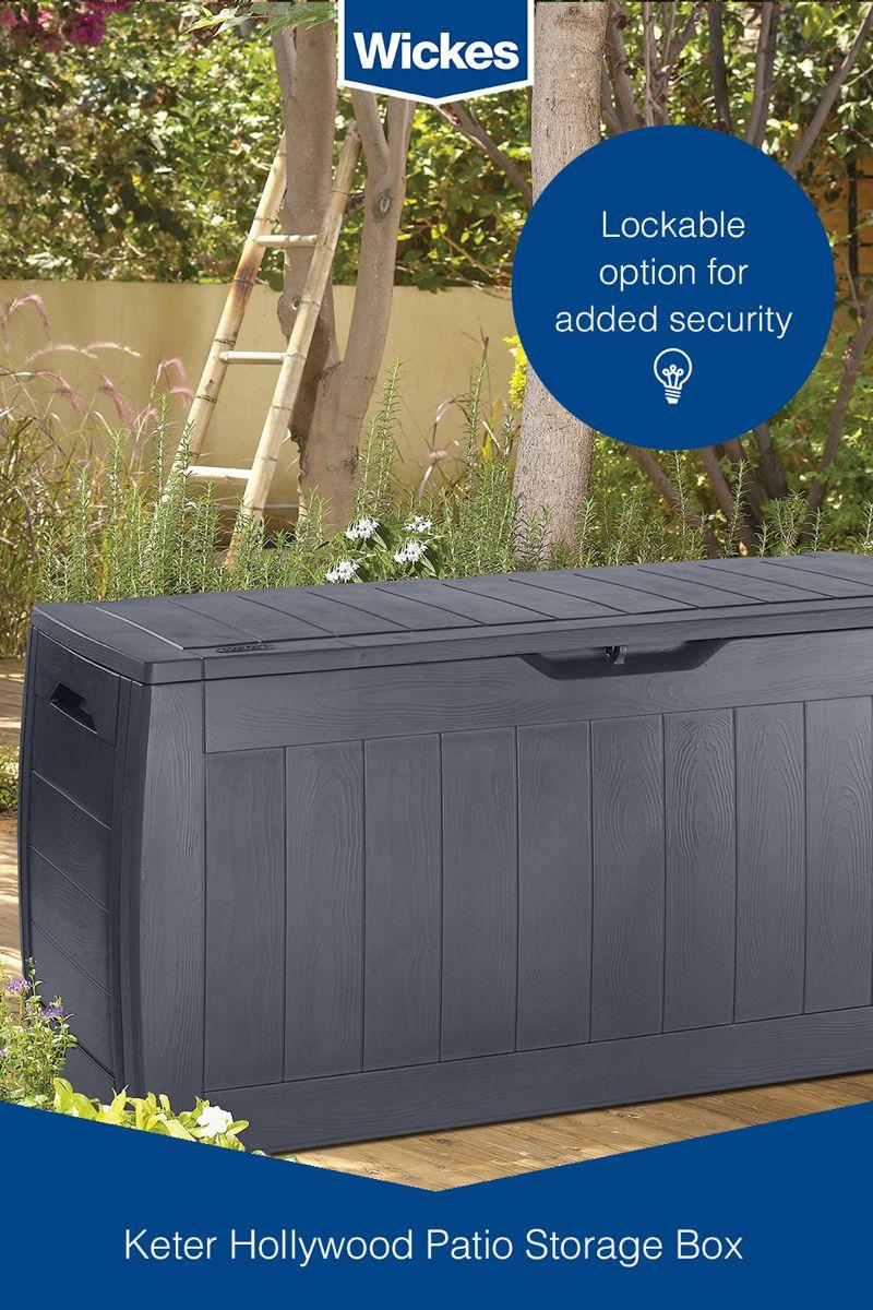 Garden Storage Solutions in 2020 Garden storage