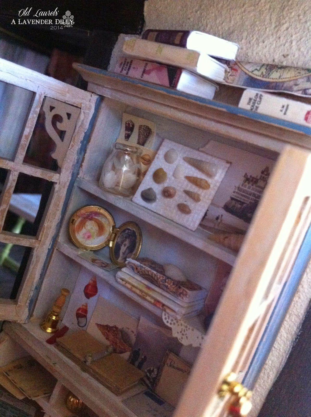 A Lavender Dilly: Old Laurels Sitting Room