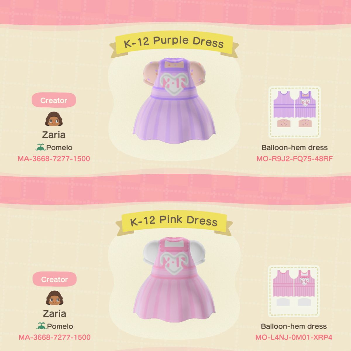 K 12 Dresses Animal Crossing Funny Animal Crossing Memes New Animal Crossing