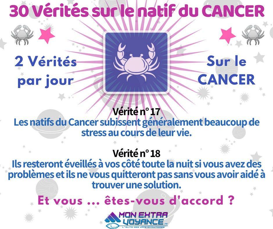 4e3dc96abe5 30 Vérités sur le Natif du Cancer (partie °2) - Mon ASTRO Magazine ...