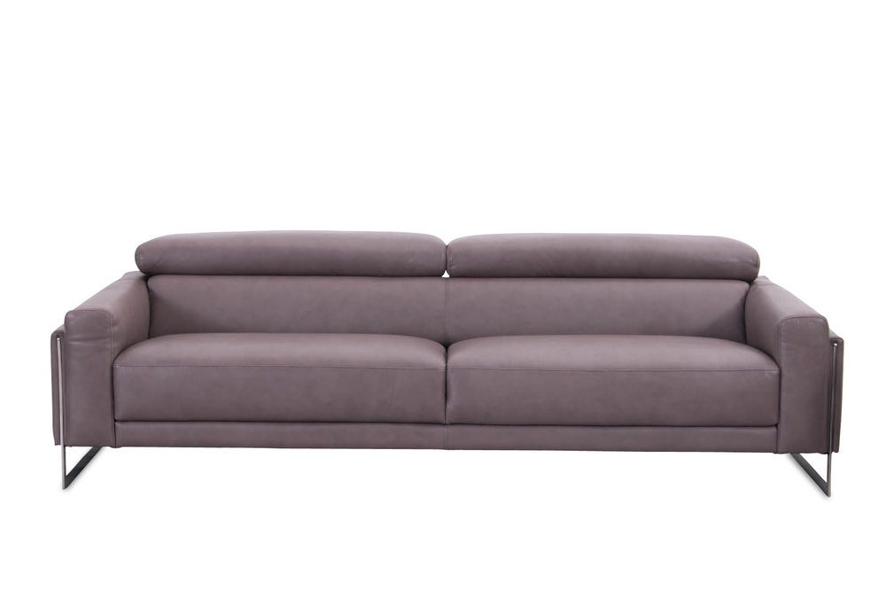 calia italia sofa otello in leder melody