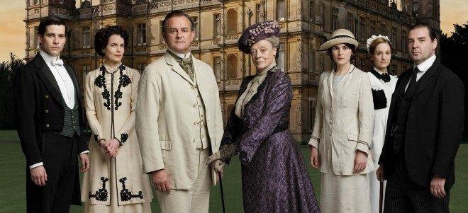 La moda di Downton Abbey