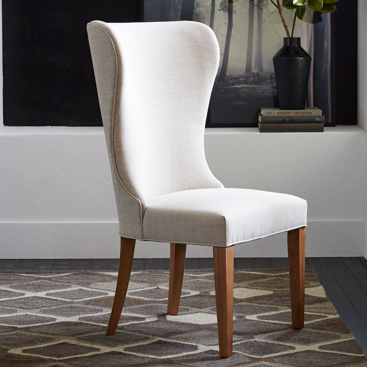 Albie wing dining chair wingback dining chair dining