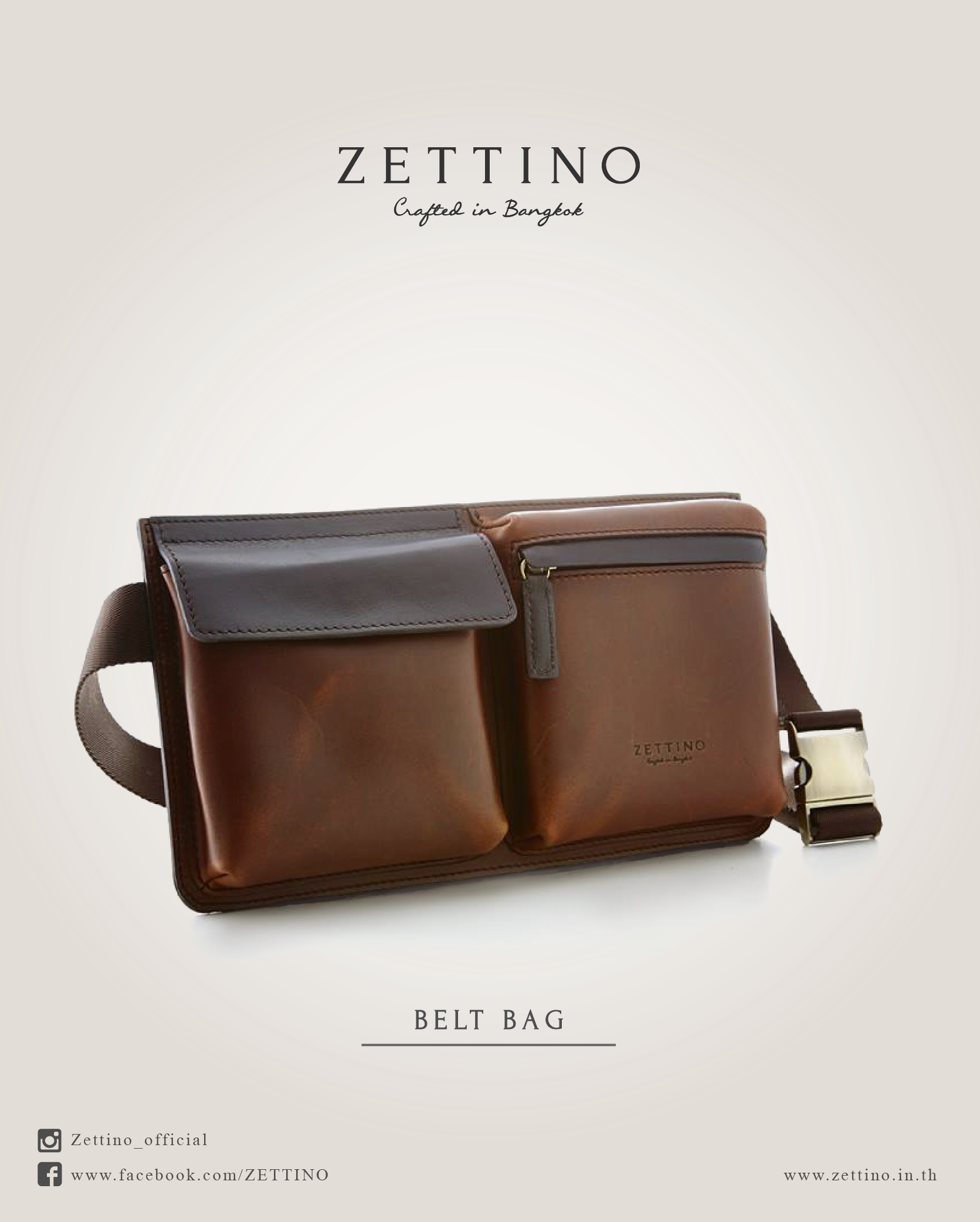 6bc5fb192b99 ZETTINO l Upscale leather bags for every men
