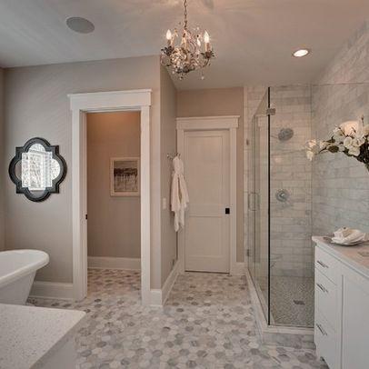 White Master Bathrooms Design Ideas Pictures Remodel And Decor White Master Bathroom Master Bathroom Design Beautiful Bathrooms