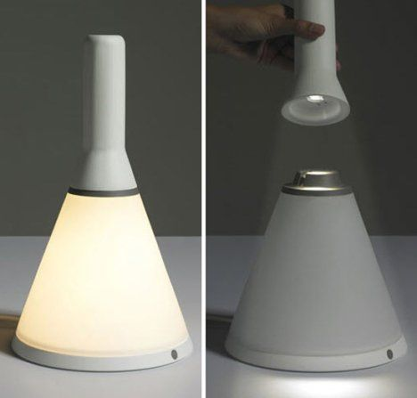 linterna- for those dark hall ways and midnight bathroom trips    Lamps have been used as instruments for providing illumination. Therefore, there is a wide range available which range from small sized table lamps to large hanging wall pieces. Apart from their use in lighting, lamps are also valuable due to thei... #DESIGN #floor lamp design #lamp design bois #lamp design creative #lamp design diy #lamp design ideas #lamp design minimalist #lamp design wooden #Lamps #Smart #wall lamp design