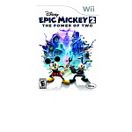 Disney Epic Mickey 2: The Power of Two (Wii) $15 + Free shipping