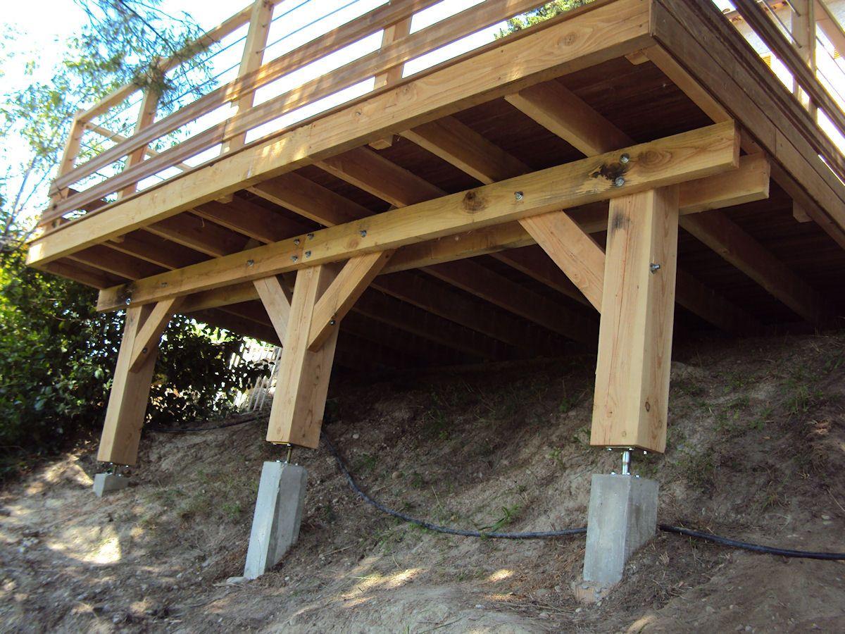 Construire Une Terrasse En Bois Surelevee Épinglé par carole sur terrasse surélevée en 2020 | terrasse