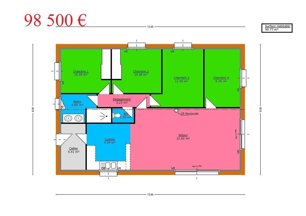 MPC (MAISONS DU PAYS CHARENTAIS) - Maisons - Maisons traditionnelles - budget pour construire une maison