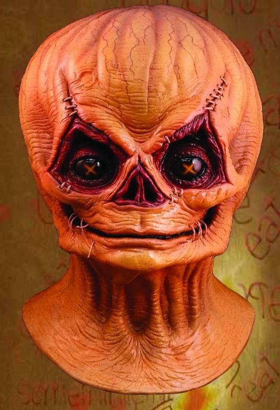 Trick 'r Treat Sam Pumpkin Head Halloween Mask | монстры ...