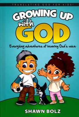 Hearing gods voice book