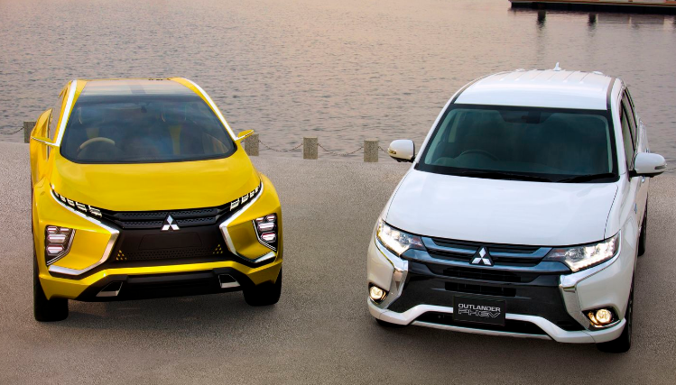 2020 Mitsubishi Outlander Rumors Desgn And Release Date