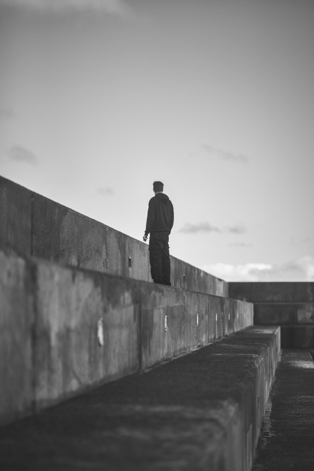 Steps - #blackandwhite #meolog #on #original #philosophical #Photographers #source #Tumblr