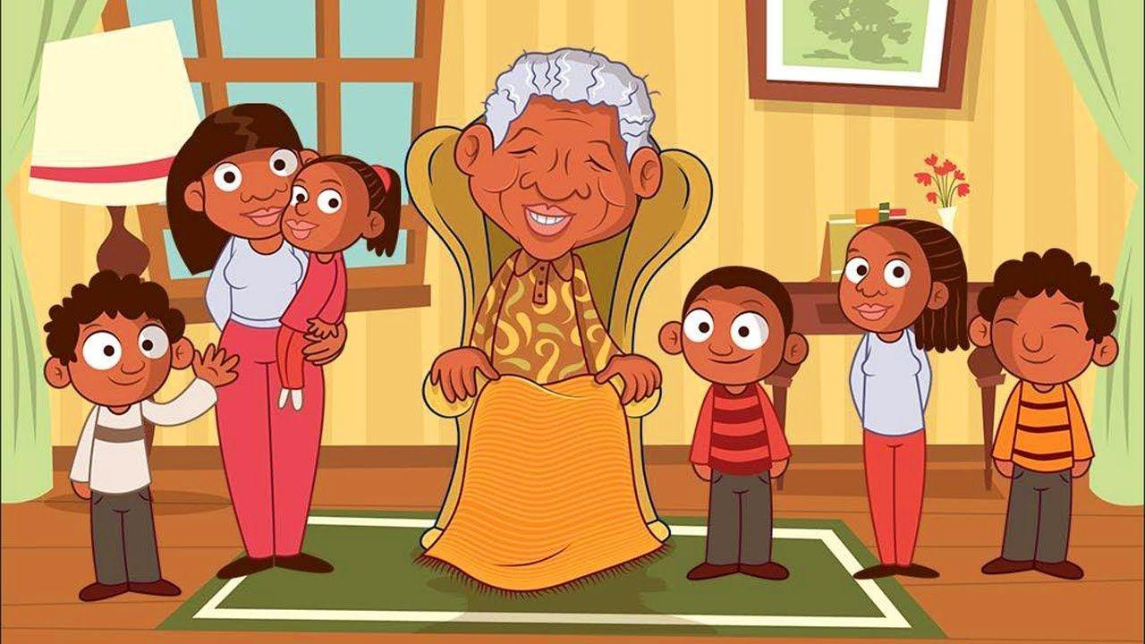 Nelson Mandela Biografia Para Niños De Primaria Importancia De Niño