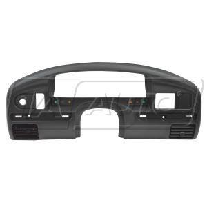Fdidb00023 1994 97 Ford F250 F350 Black Instrument Cluster Bezel Ford F350 F350 Diesel