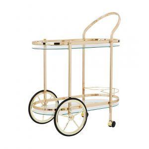 Wonderbaarlijk 7 manieren om een trolley te gebruiken   Vintage interieur OY-53