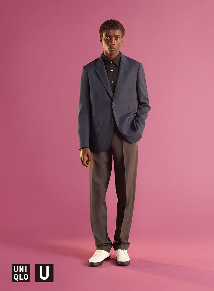 c2048731a The ultimate sleek and simple jacket. | Uniqlo U SS19 in 2019 ...