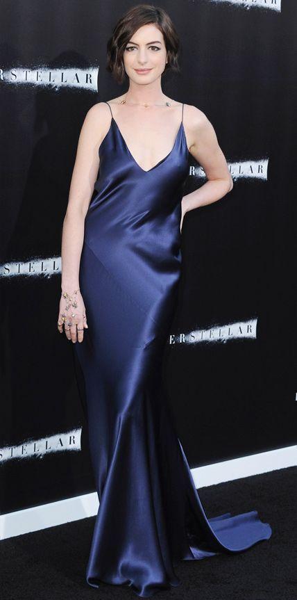 Silk Dress Celebrity