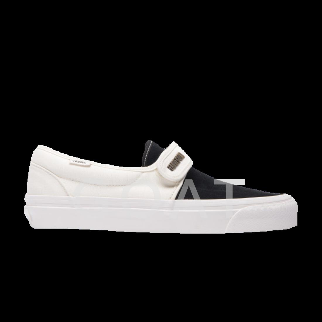 359a997707 Fear of God x Slip-On 47 DX  Collection 2 Black White  - Vans - VN0A3J9FPZR  - black white