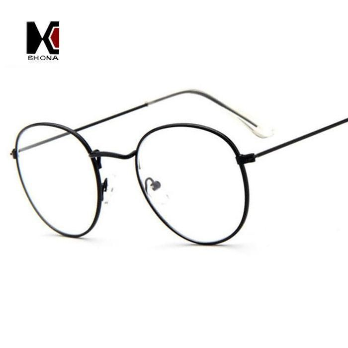 857bcc1d81 Slim Wire Retro Glasses - Online Aesthetic - Tumblr Kawaii Aesthetic Shop  Fashion