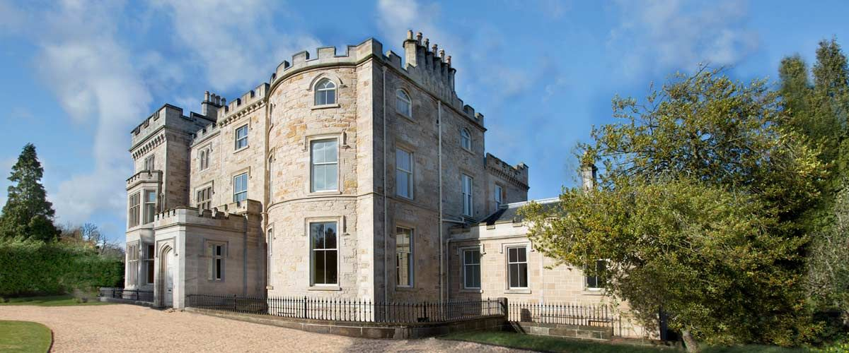 A New Luxury Hotel Option In Scotland Will Open May Crossbasket Castle Is Now Member Of Connoisseurs