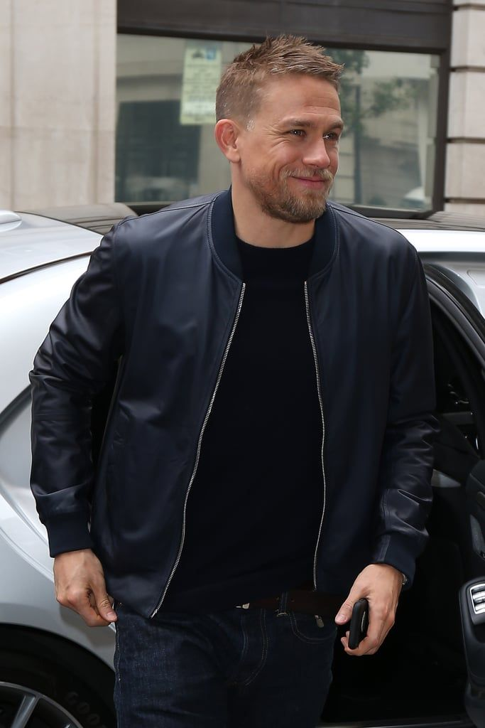 23 of the Sexiest Charlie Hunnam Pictures Out Ther