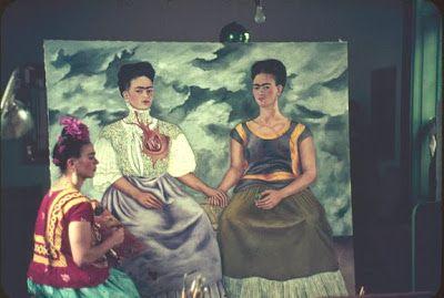 Flores del Fango: Nickolas Muray y Frida Kahlo