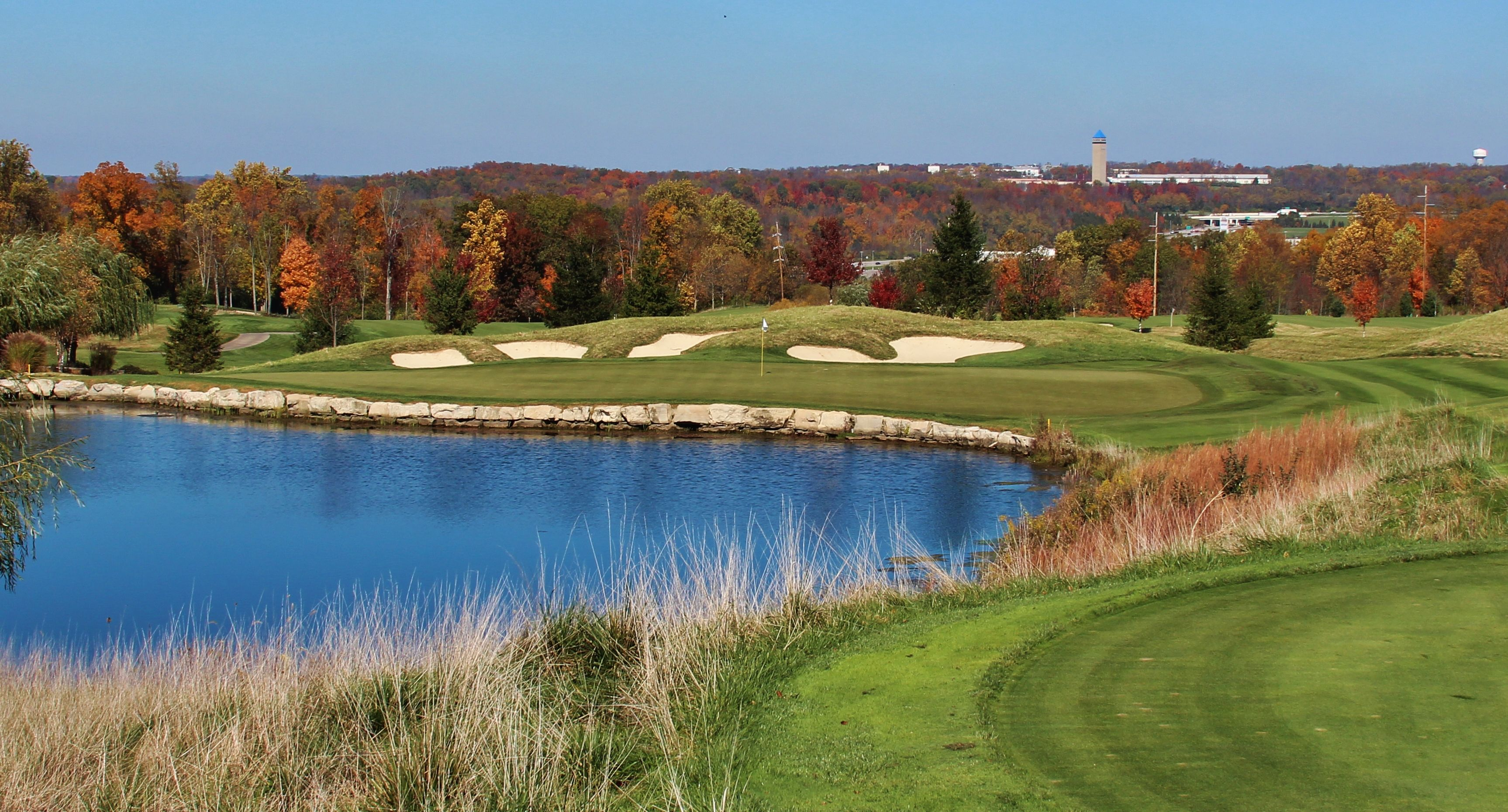 River S Bend Golf New Housing Developments Farm Ohio