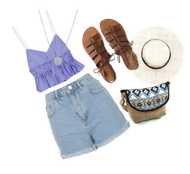 """""""California stroll"""" by mikai-toot on Polyvore featuring Tod's, Topshop and Aéropostale"""