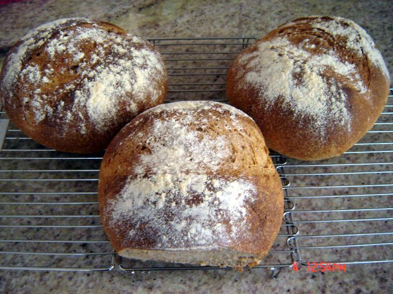 Premnath Bhaskaran shows us how to make a mean sourdough bread!