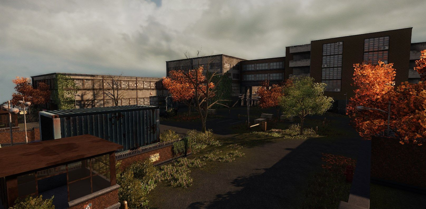 The Last Of Us Environment. - Page 2 - Polycount Forum