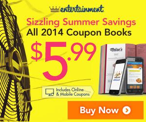 the summer save entertainment book these books are great if you