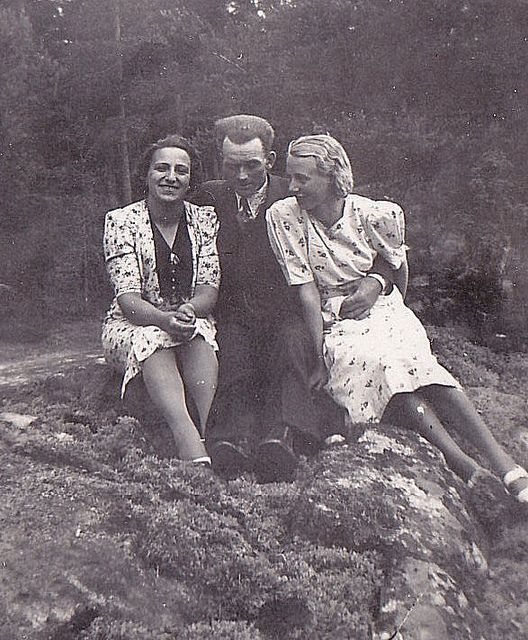 1930s | Vintage Photograph | Sweden | they way they were ...