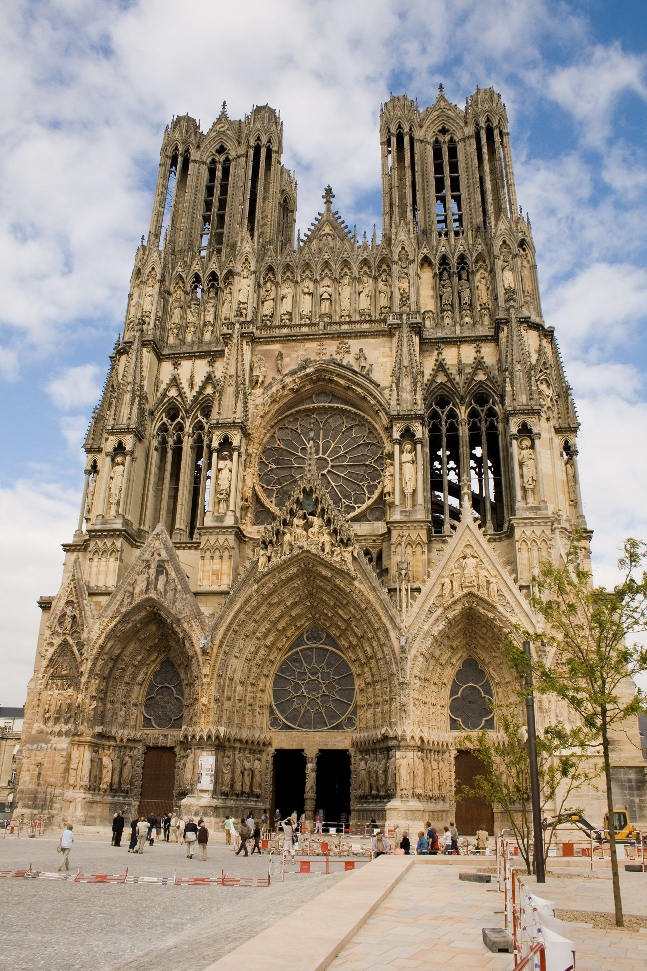 Notre Dame De Reims Our Lady Of Reims Is A Roman Catholic Church In Reims France It Is The Seat Of The Archdioc Reims Cathedral Cathedral Culture Of France