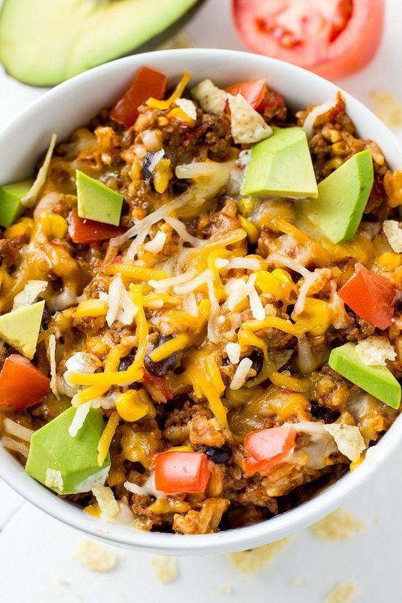 Instant Pot Burrito Bowls Recipe Instant Pot Dinner