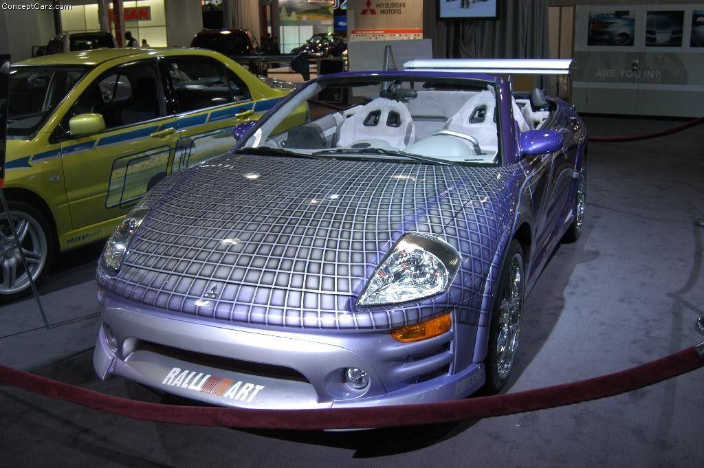 Beau 2002 Mitsubishi Eclipse In FAF