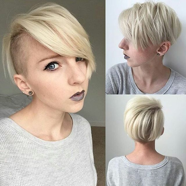 Hair Hatted Hooligans: Short Hairstyles 2017