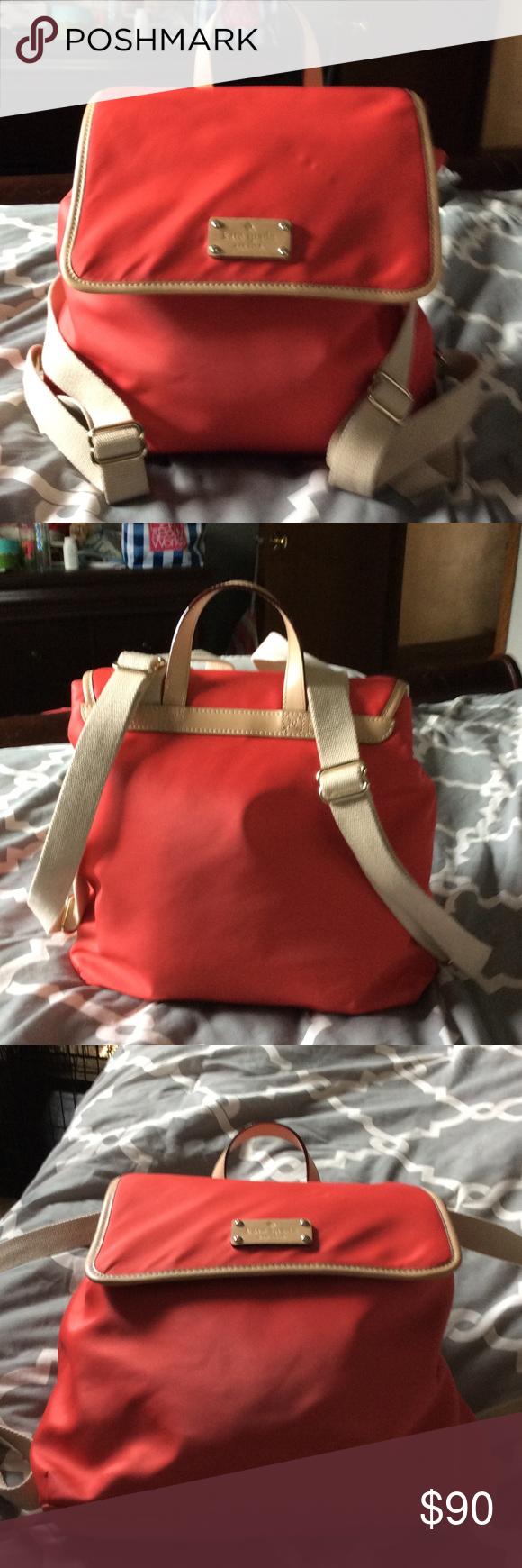 Kate Spade Book Bag Purse
