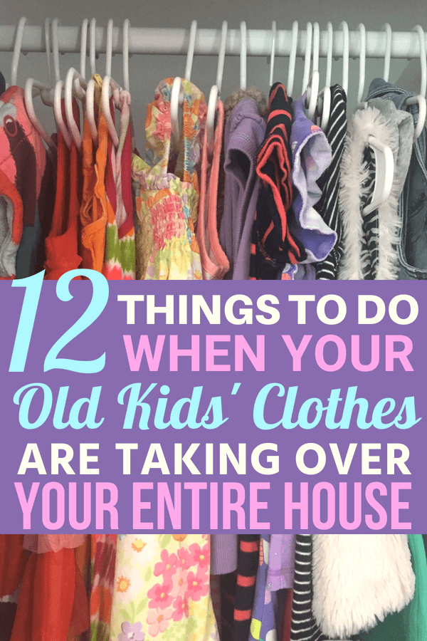 147a1acee Need some ideas for recycling old kids clothes? Want to know how to upcycle  old kids clothes and how to make money selling kids clothes?