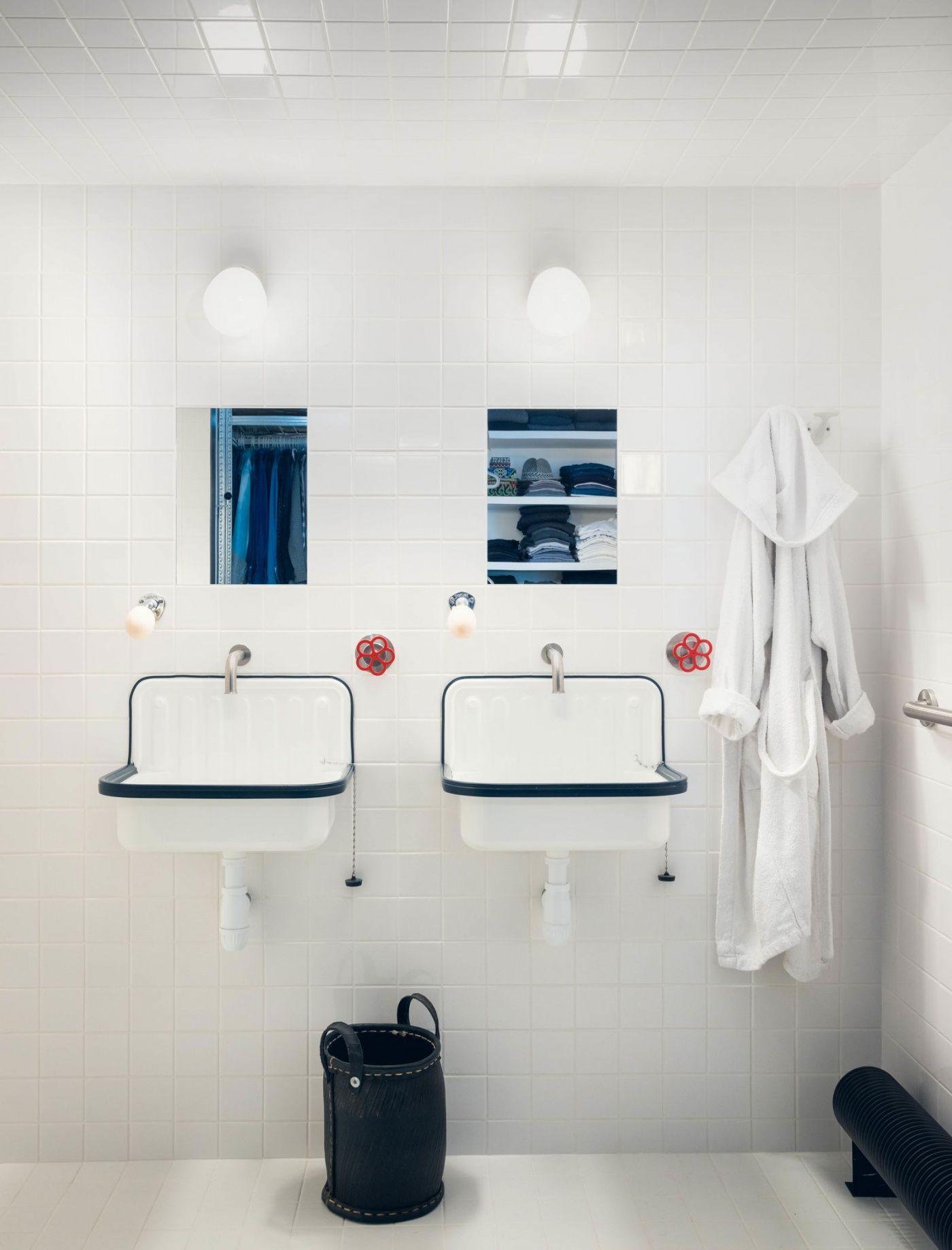 Reporter Wnetrz Ausgussbecken Badezimmer Renovieren Inneneinrichtung