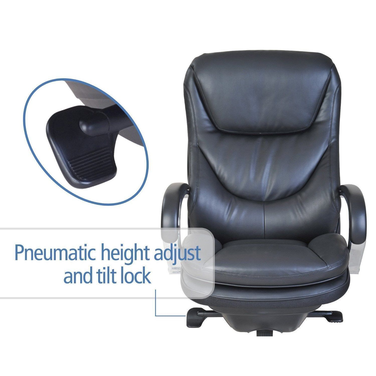 Delightful 77+ Serta Puresoft Executive Massage Chair   Executive Home Office  Furniture Check More At Http