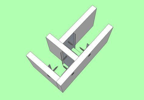 Cloisons en Placo-Plâtre BA13 comment faire Construction