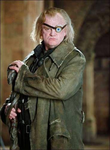 Hogwarts Professors Photo Alastor Moody Dada Professor Moody Harry Potter Hogwarts Professors Harry Potter Jobs