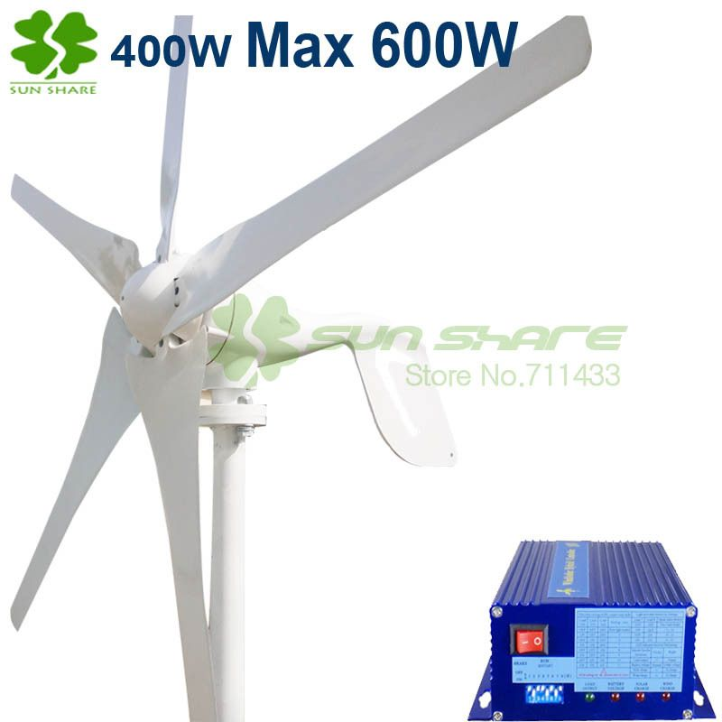 Small Wind Turbine For Home Use Part - 19: Cheap Generators For Home Use Prices, Buy Quality Generate Electricity  Directly From China Generator Ozone Suppliers: Wind Turbine Max Power 5  Blades Small ...