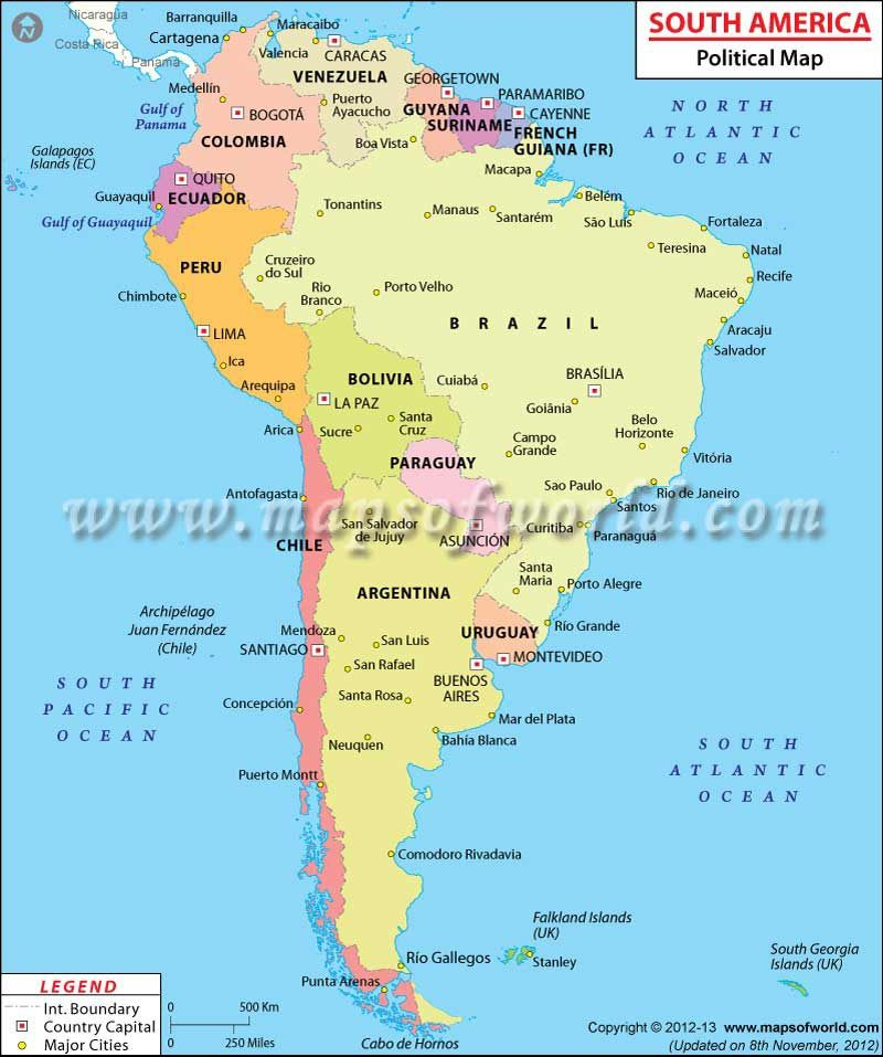 Bolivia Northeast Is Brizil Northwest Is Peru Southwest Is - Map argentina neighboring countries